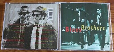 Blues Brothers  The Definitive Collection CD
