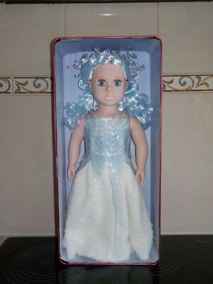 """Our Generation Doll - Oriana - Ice Princess -18"""" - Limited Edition"""