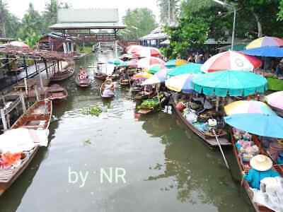 106#DIGITAL PHOTO PICTURE IMAGE DESKTOP WALLPAPER SCREENSAVER /  floating market