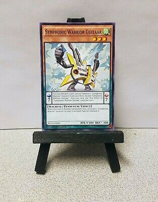 RATE-EN096 Common 1st Edition Yu-Gi-Oh M/NM x3 Symphonic Warrior Miccs