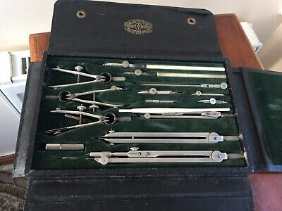 An Early G. Thornton's Drawing Implement Set