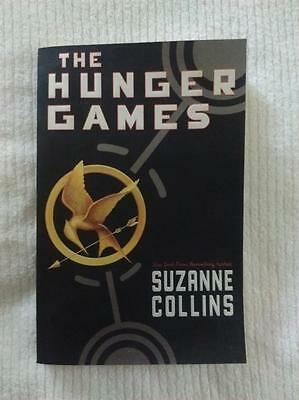 The Hunger Games by Suzanne Collins Paperback Book  A01