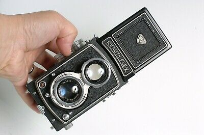 Beautyflex Japanese TLR - Rolleiflex copy - fully serviced ready to use! USER
