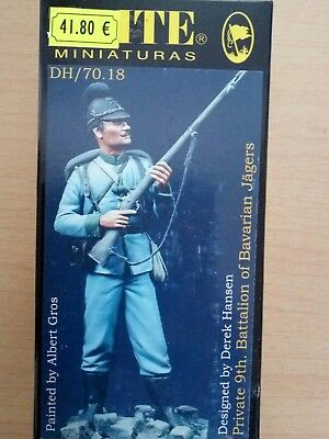 Figura Marca Elite dh 70.18 private 9th battalion of bavarian jager