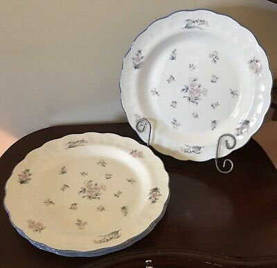 Royal Doulton LINCOLN Four (4) Dinner Plates 10.5""