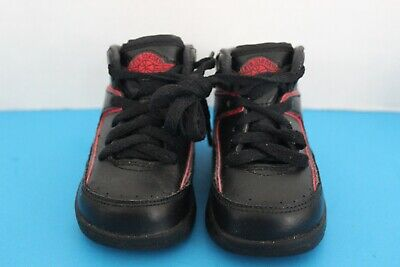the latest e2667 22bab NIKE~Air Jordan~Toddler~Size 6C~RED BLK~Retro BT