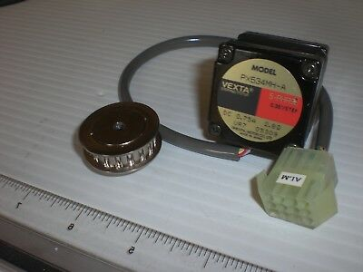 Oriential Motor Co. VEXTA PX534MH-A STEPPING MOTOR 5ph, DC Stepper px534mha