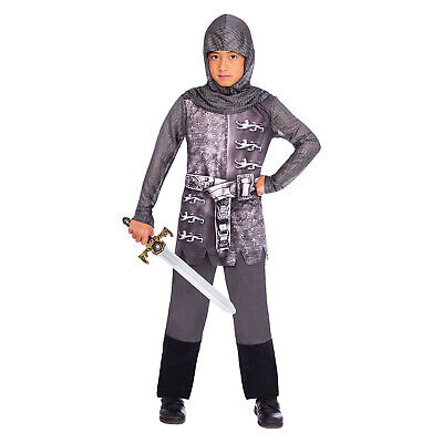 Amscan Gallant Knight Costume - Age 8-10 Years