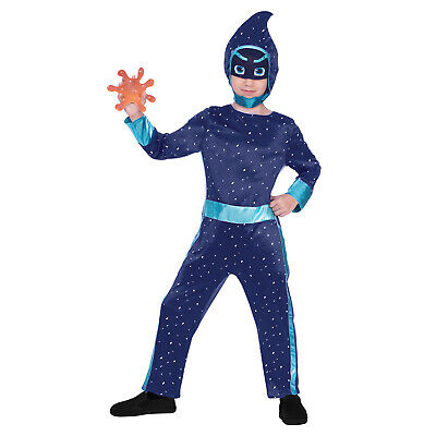 Amscan PJ Masks Night Ninja Costume - Age 7-8 Years