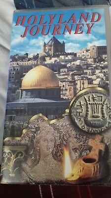 Holy Land Journey Vhs Cassette