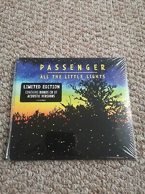 Passenger - All The Little Lights  Cd Digipack **brand New/still Sealed**
