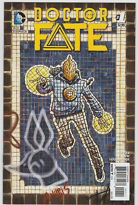 Doctor Fate #1  2015 1st Print 1st Full appearance Khalid Nassour