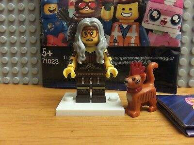 The Lego Movie Series 2 Sherry Scratchen-Post and Scarfield #6 Minifigure 71023