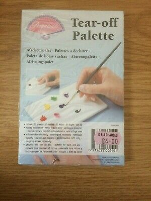 pergamano tear off palette 50 sheets