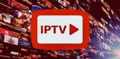 12 MONTHS IPTV subscription premium HD glitch free full