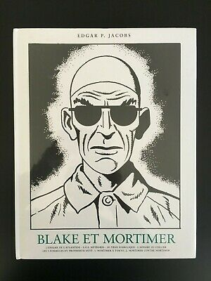 Sous Cello * Jacobs * Blake Et Mortimer * Integrale N&b Volume 2 * Ed.  Niffle