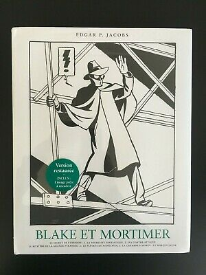 Sous Cello * Jacobs * Blake Et Mortimer * Integrale N&b Volume 1 * Ed.  Niffle