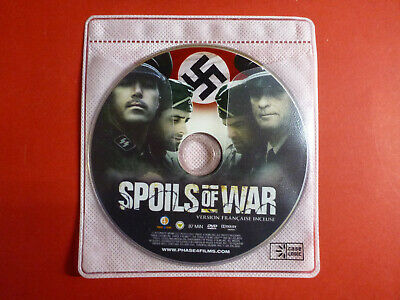 Spoils of War DVD Disc ONLY Bilingual