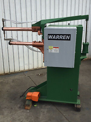 Reconditioned 30 Kva Lors  Spot Welder L@@K!!!