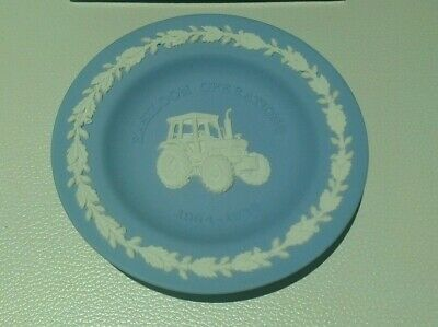 Ford anniversary wedgwood plate 25 years at Basildon ford new Holland plant