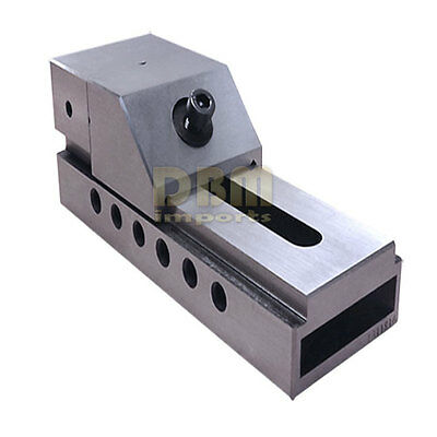 2'' Toolmaker Screwless Vise Grinding Ground Steel Precision Milling Bench Vice