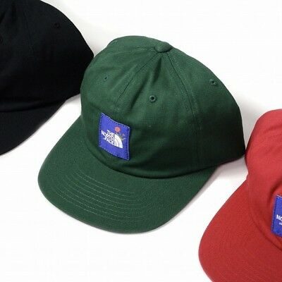 RARE NWT THE NORTH FACE x NORDSTROM POPPY HAT GREEN 6 PANEL IN-STORE EXCL TNF