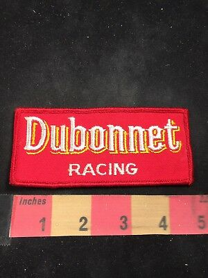 DUBONNET RACING Car Race Patch 80NT