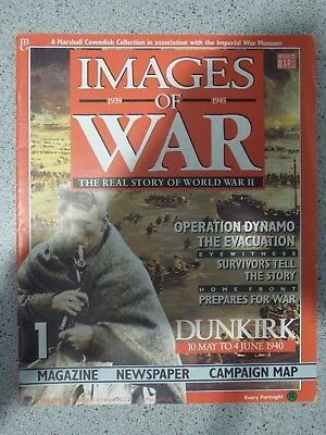 IMAGES OF WAR Issue 1 DUNKIRK