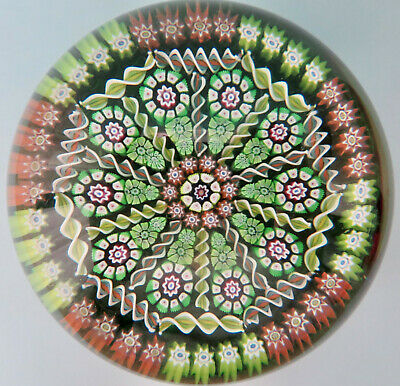 Perthshire PP72  Paperweight  Briefbeschwerer 1984 Limited Edition  Mint