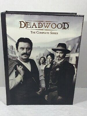 Deadwood The Complete Series DVD Box Set