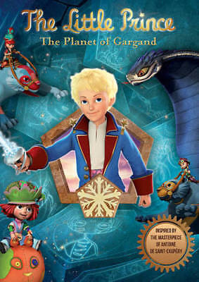 The Little Prince: The Planet Of Gargand (Dvd)  New