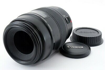 Canon EF Macro 100mm F/2.8 Non USM Lens Excellent+++ From Japan Tested F/S #3172