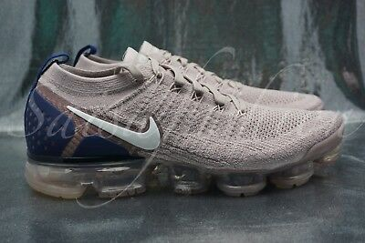 Nike Air VaporMax Flyknit 2 Diffused Taupe Phantom 942842-201 Men's Size 11