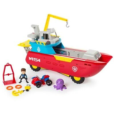 Paw Patrol Sea Patroller Toy - Toy of the Year 2018!