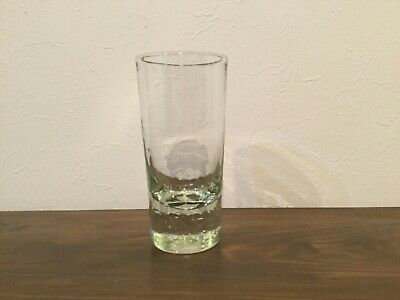 Ryukyus glass cup  Okinawa limited  clear Gift  F/S
