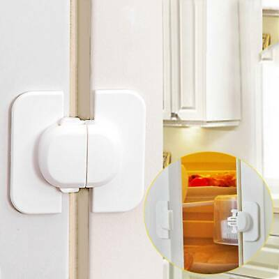 Cabinet Door Drawers Refrigerator Toilet Safety Plastic Lock For Child Kid