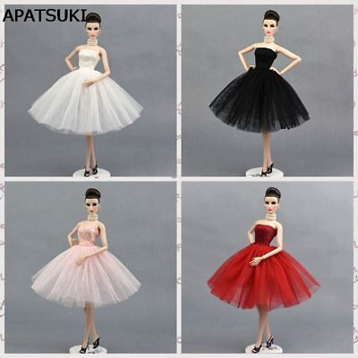 "Fashion Ballet Dress For 1/6 Doll Party Dresses Clothes For 11.5"" Dolls 1/6 Toy"