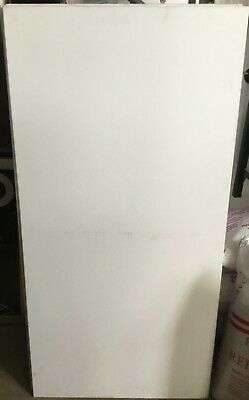 Blank White Stretched Primed Artist Canvases - 3 Pack - Never Used