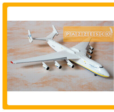 "Airplane Antonov Airlines AN-225 1:500 ""Mriya"" 515726 Herpa Die-Cast Metal"