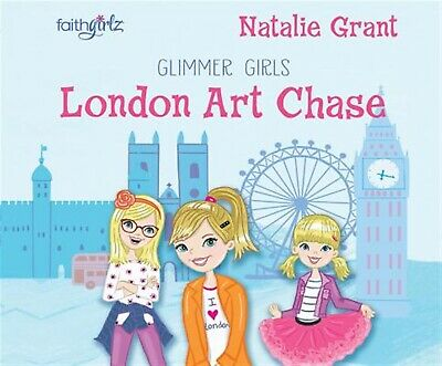London Art Chase by Grant, Natalie CD-AUDIO