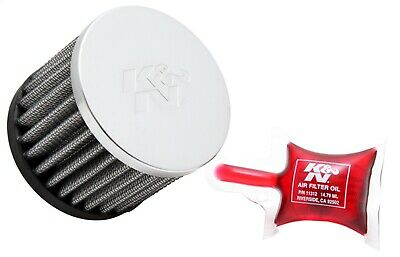 K&N Filters RC-0160 Universal Air Cleaner Assembly