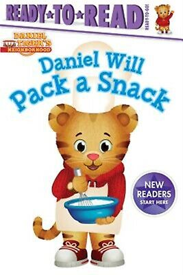 Daniel Will Pack a Snack by Gallo, Tina -Hcover