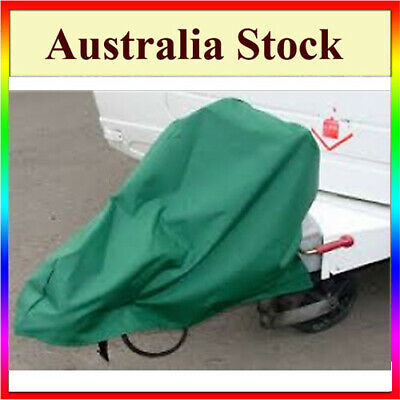 Auto Car Kit A Frame Caravan Trailer Cover to cover Towball & Gas Bottles Large