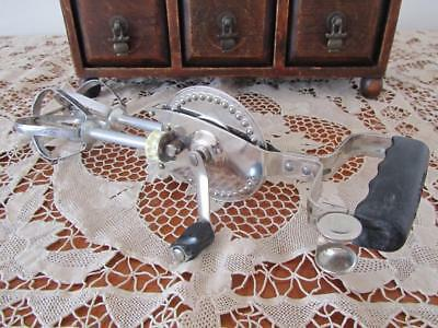 Vintage PERSINWARE HAND BEATER Mixer Shiny Stainless