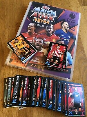 Match Attax Extra 18/19 - 10 Cards for £1 - Complete Your Collection