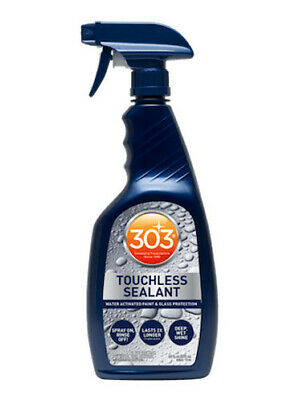 303 Touchless Sealant - 473ml - Car Spray Sealant with Superior Water Beading