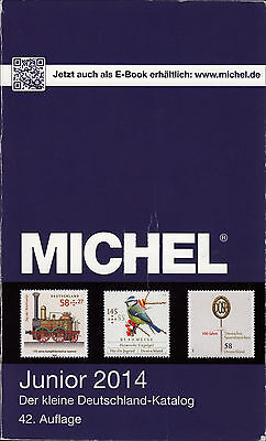 Deutschland-Michel-Katalog, Junior 2014