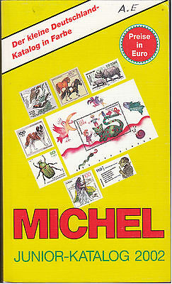 Deutschland-Michel-Katalog, Junior 2002
