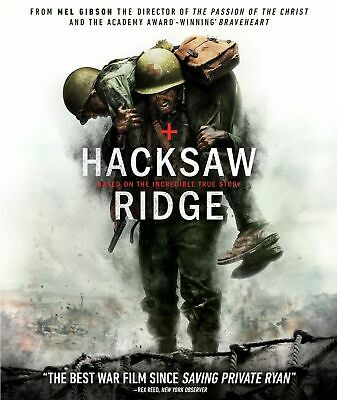 Hacksaw + Ridge 4K Ultra HD and Blu-Ray (No Digital Code) Includes Sleeve