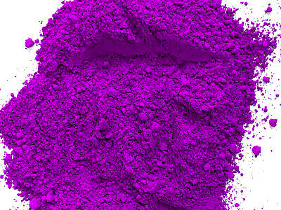 10g FUSCIA MICA - Soap Candle Polymer Clay Making Colour Mineral Powder